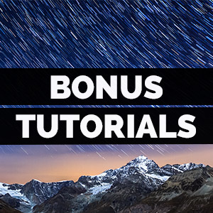 BONUS TUTORIALS