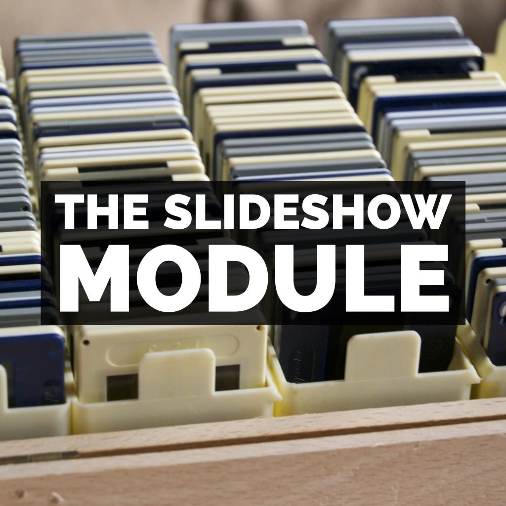 The Slideshow Module In Adobe Photoshop Lightroom Classic