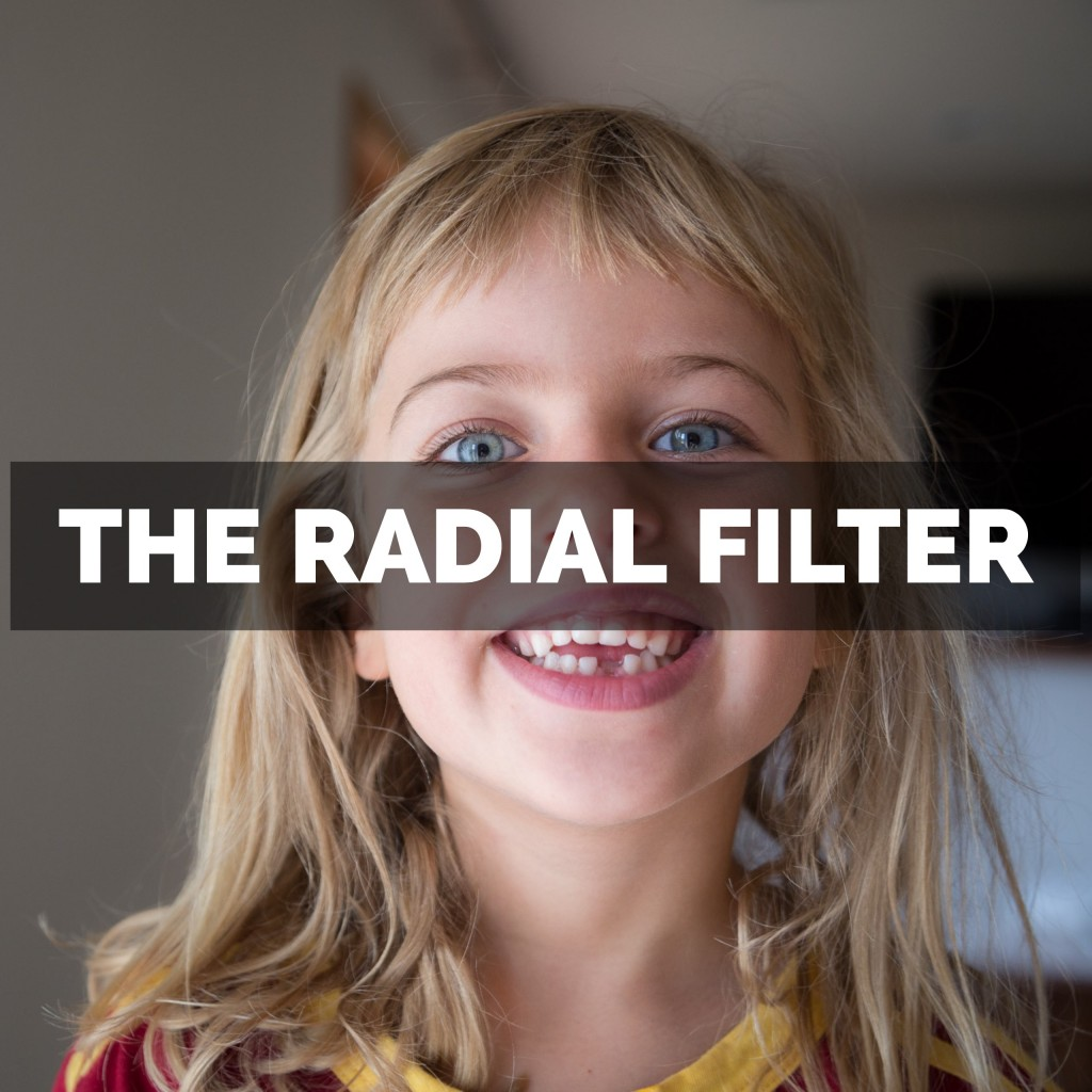 How To Use The Radial Filter In Adobe Photoshop Lightroom Classic