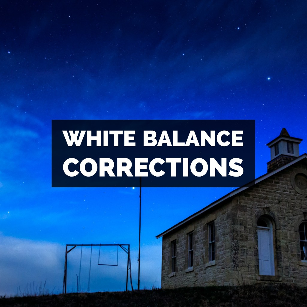White Balance Correction In Adobe Photoshop Lightroom