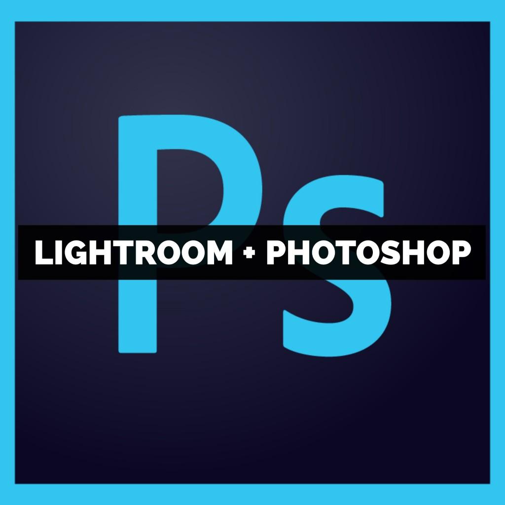 LIGHTROOM + ADOBE PHOTOSHOP CC