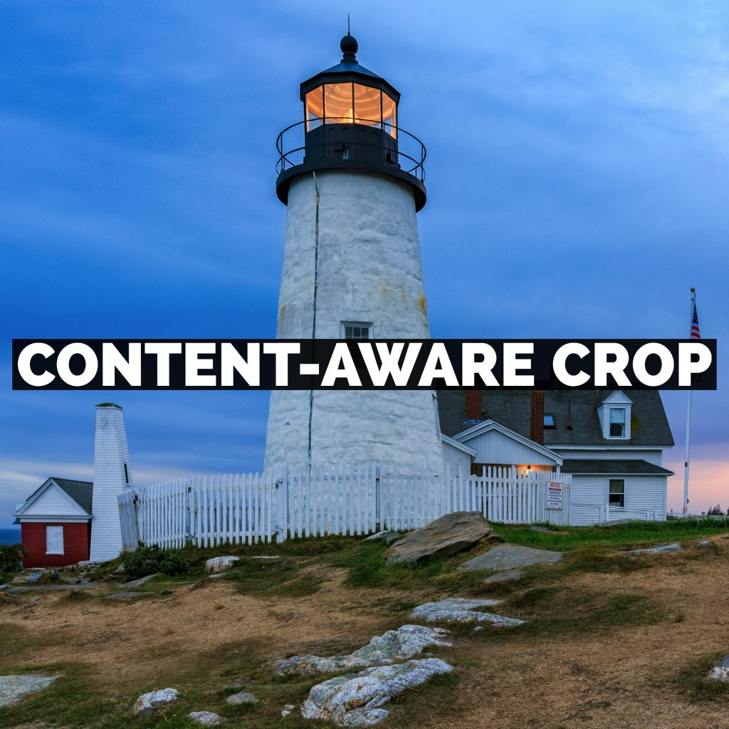 The Content-Aware Crop Tool In Adobe Photoshop CC