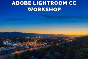 Adobe Lightroom CC Workshop: Missoula