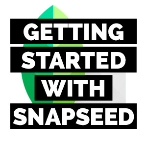 GETTING STARTED WITH SNAPSEED