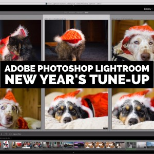 Adobe Photoshop Lightroom New Year's Tune-Up