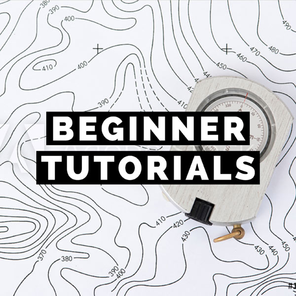 BEGINNER ADOBE PHOTOSHOP TUTORIALS