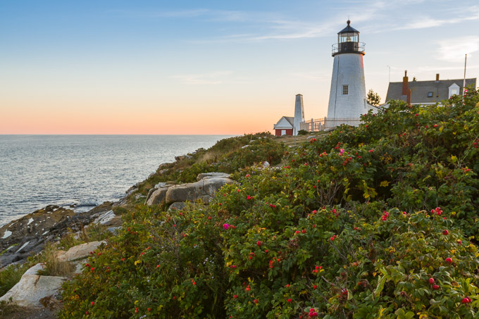Coastal Maine Photography Workshop